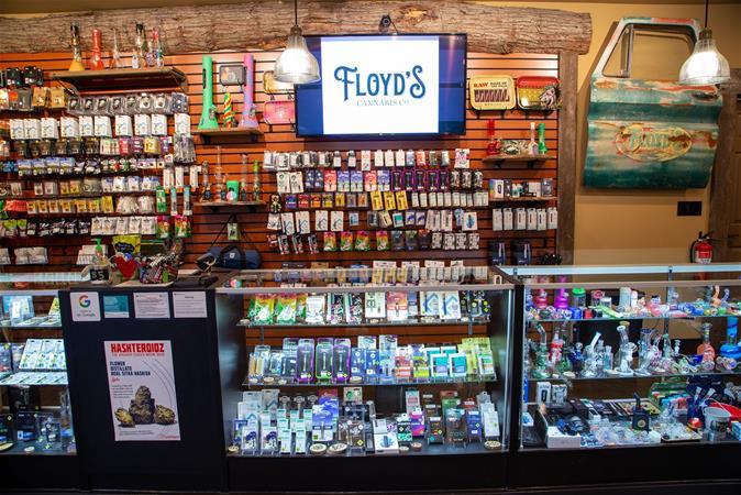 Floyd's Cannabis - Port Angeles