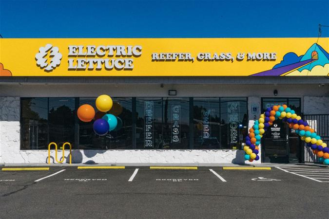 Electric Lettuce Dispensary - Hillsboro