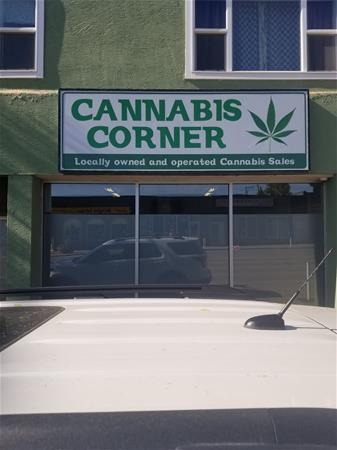 Cannabis Corner - Fort St John