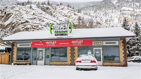 The Green Solution - Water St @ Silver Plume