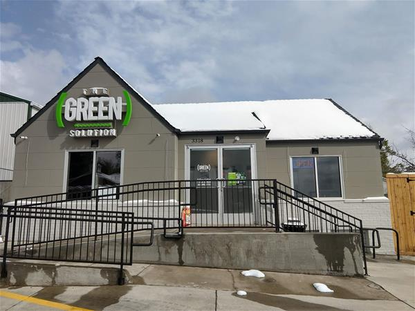 The Green Solution - S Federal @ Sheridan