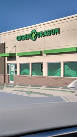 Green Dragon - Edgewater