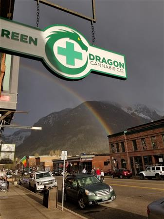 Green Dragon - Telluride