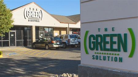 The Green Solution - Havana St @ West Aurora