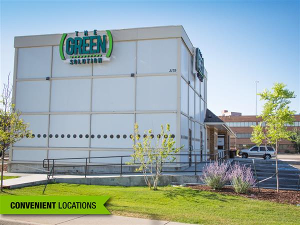The Green Solution - Peoria Ct @ Aurora
