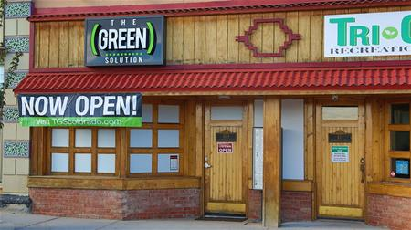 The Green Solution - Commercial St @ Trinidad