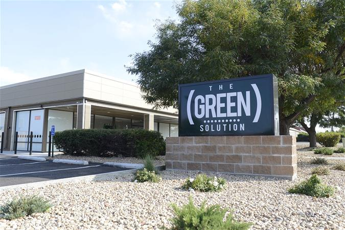 The Green Solution - Potomac St @ Central Aurora