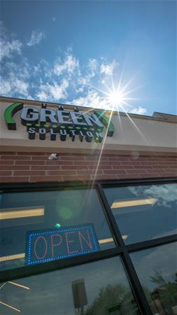 The Green Solution - Quincy Ave @ Southeast Aurora