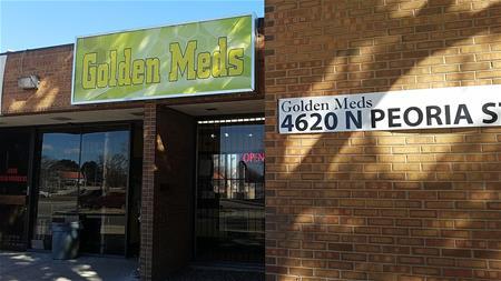 Golden Meds - Peoria St
