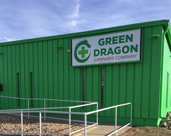 Green Dragon - Byers