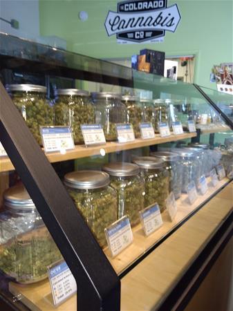 Pure Marijuana Dispensary - 40th Ave