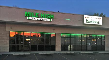 Mile High Dispensary