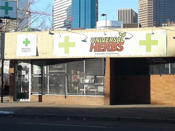 Universal Herbs - Downtown Denver