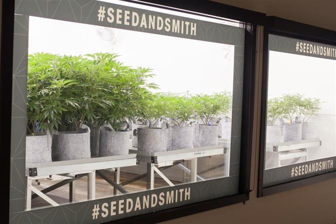 Seed & Smith Cannabis
