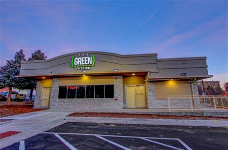 The Green Solution - Kentucky Ave @ Glendale