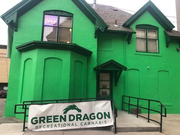 Green Dragon - Capitol Hill