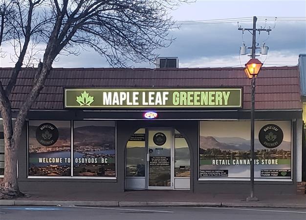 Maple Leaf Greenery