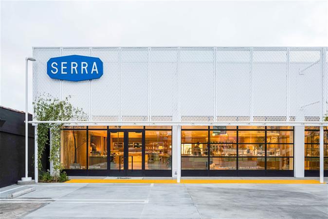 Serra Dispensary - LA