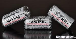 Deca Dose Cheeba Chews Review