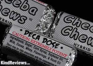 do cheeba chews get you high