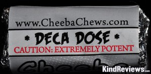 Deca Dose (hybrid) Review | Cheeba Chews | PotGuide com