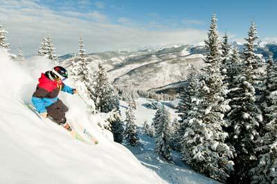 Amazing Skiing at Vail