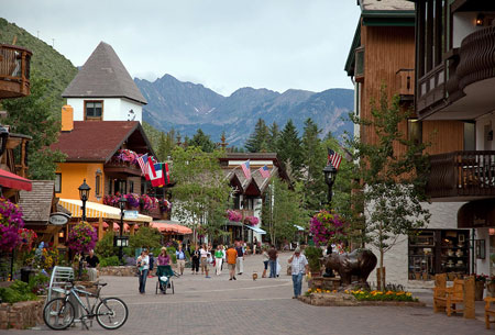 Summertime in Vail