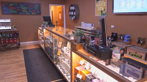Emerald Fields Glendale Dispensary Tour