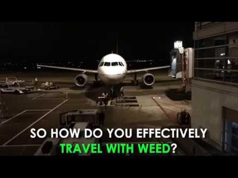 How to Travel With Marijuana